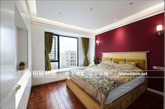 110平米三室两厅中式风格卧室效果图