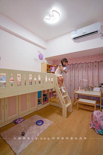 100平米三北欧风格儿童房欣赏图
