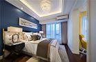 110平米四室两厅欧式风格卧室装修效果图