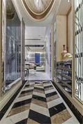 140平米三室四厅新古典风格走廊装修案例