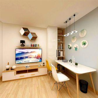 50平米公寓北欧风格客厅图