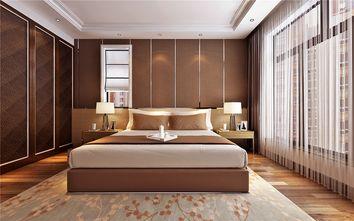 140平米复式新古典风格卧室装修案例