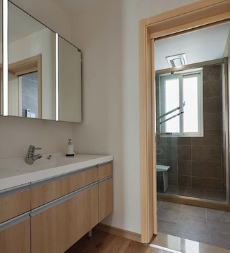 110平米三宜家风格卫生间装修案例