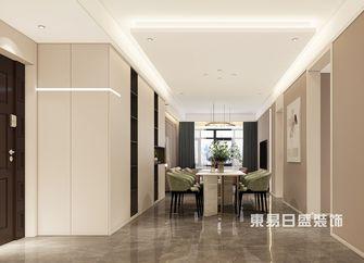110平米四室四厅美式风格餐厅装修图片大全