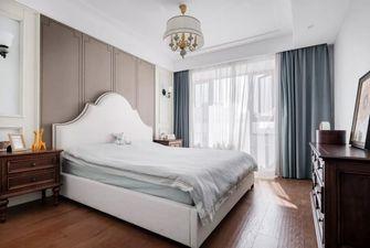 30平米以下超小户型美式风格卧室装修案例