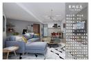 10-15万70平米一居室北欧风格客厅设计图
