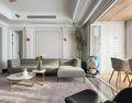140平米四室四厅新古典风格客厅图片