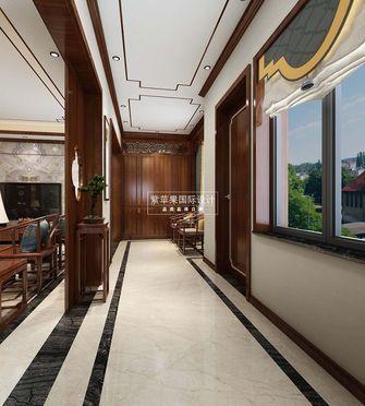 140平米别墅中式风格阳台装修案例