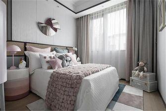 100平米三中式风格儿童房装修案例