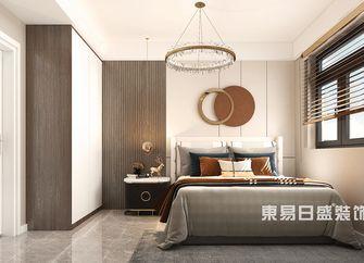 110平米四室四厅美式风格卧室图