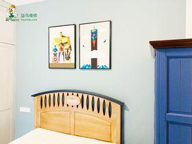 140平米別墅美式風格臥室圖