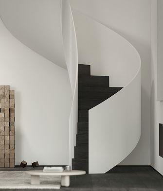 140平米别墅现代简约风格楼梯间效果图