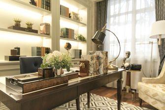 140平米复式宜家风格书房效果图