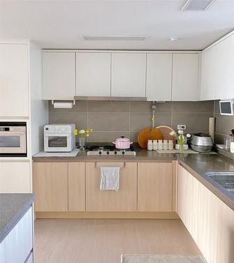120平米三美式风格厨房装修图片大全