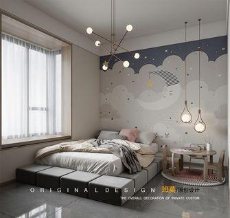 经济型130平米三现代简约风格儿童房装修效果图