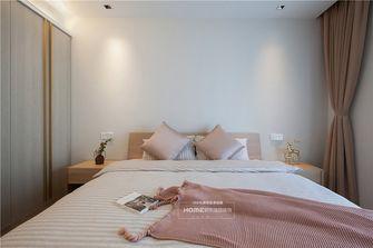 130平米四室两厅日式风格卧室效果图