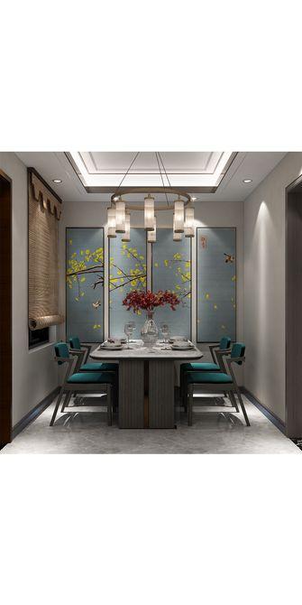 110平米复式新古典风格餐厅图片