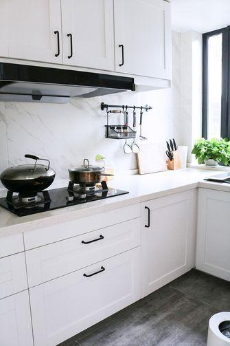 80平米宜家风格厨房装修效果图