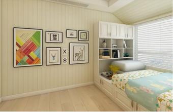 130平米公寓美式风格卧室图片大全