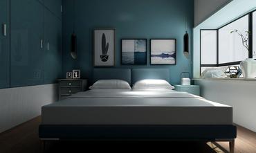 60平米中式风格卧室图片大全