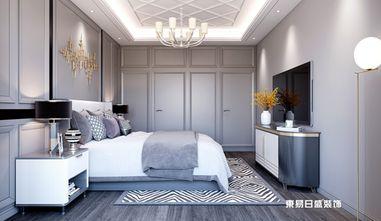 140平米三室两厅美式风格儿童房图