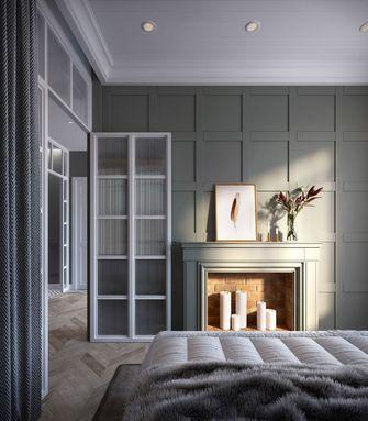 100平米欧式风格卧室图
