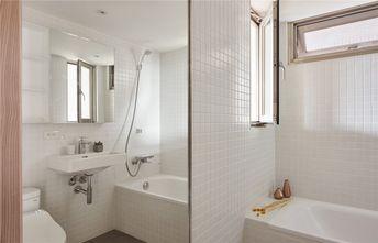 90平米复式现代简约风格卫生间设计图