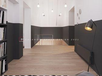 110平米三室一厅现代简约风格走廊装修图片大全