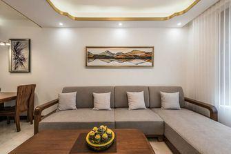 90平米中式风格客厅图片