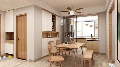 130平米四室两厅日式风格餐厅图片大全