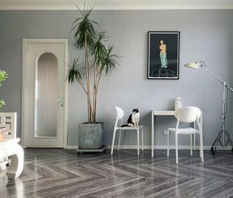 60平米公寓北欧风格餐厅图