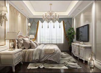 140平米四室一厅欧式风格卧室欣赏图