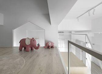 140平米三室两厅现代简约风格储藏室装修案例