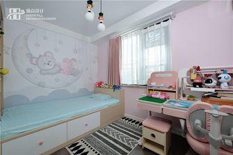 80平米现代简约风格儿童房装修案例