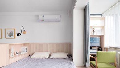 50平米日式风格卧室图