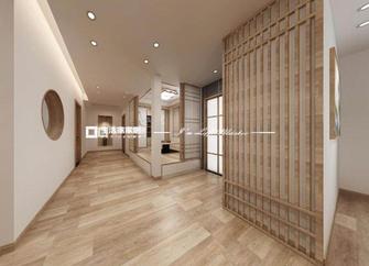 120平米三日式风格走廊装修效果图