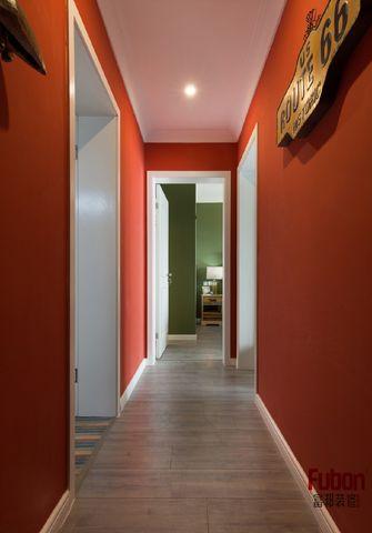 100平米三室五厅混搭风格走廊效果图