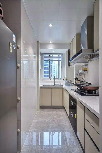 120平米三其他风格厨房设计图