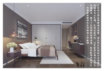 豪华型130平米三现代简约风格卧室效果图