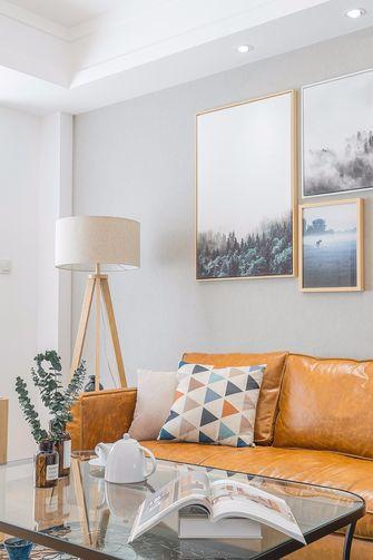 50平米新古典风格客厅装修图片大全