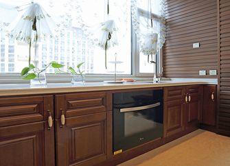 130平米三室两厅东南亚风格厨房装修案例