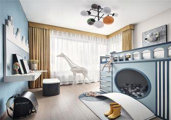 130平米三室两厅其他风格儿童房装修图片大全