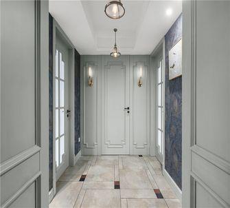 110平米三室一厅北欧风格玄关设计图