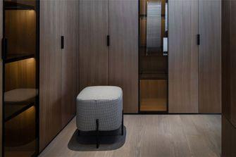 110平米三室两厅现代简约风格衣帽间装修效果图