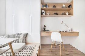80平米三室兩廳北歐風格臥室裝修效果圖