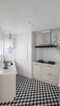 120平米公寓宜家风格厨房设计图