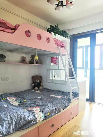 现代简约风格儿童房图片
