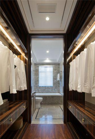 80平米三室两厅新古典风格储藏室设计图