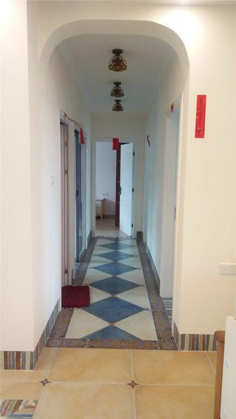 120平米四室两厅地中海风格走廊欣赏图