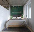 50平米公寓日式风格卧室装修案例